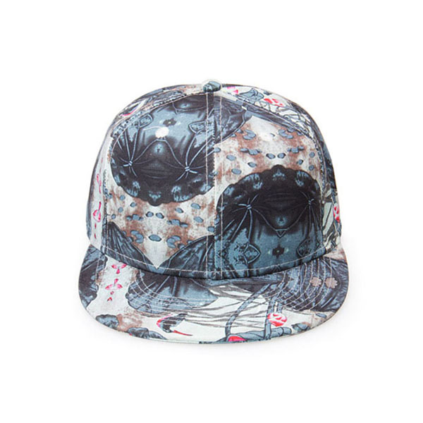 Custom Design Sublimation Printing Snapback Hat  cf85d4e5d77