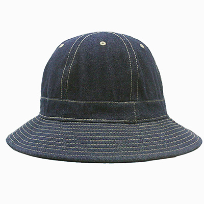 6 Panel Golf Denim Bucket Hat 4072ada7960