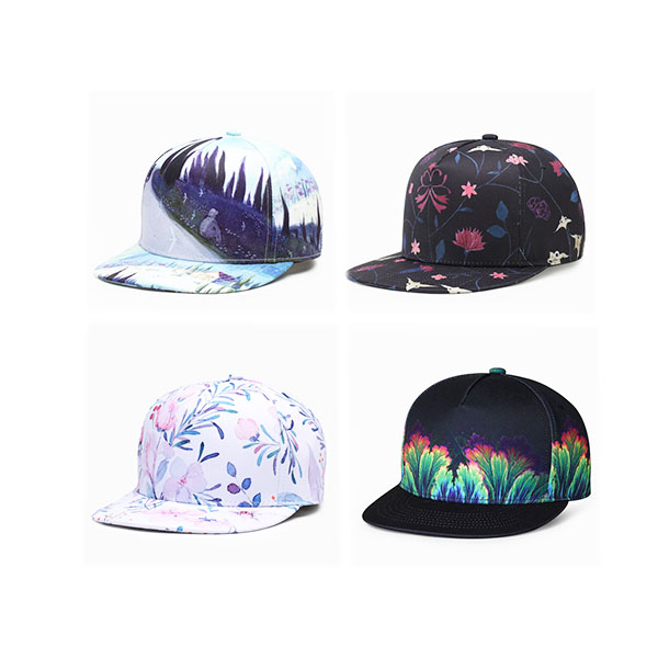 e8beec41 Snapback Hats Full Print Cool Snapback Cap