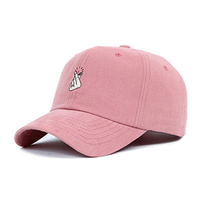 Cool Pink Baseball Cap Dad Hat f28b965c011
